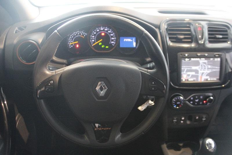 Comprar seminovo Renault SANDERO STEPWAY Flex 1.6 16V 5p no Certificados Zensul