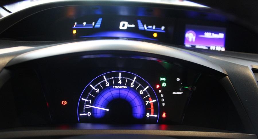 Comprar seminovo Honda Civic Sedan LXR 2.0 Flexone 16V Aut. 4p no Certificados Zensul