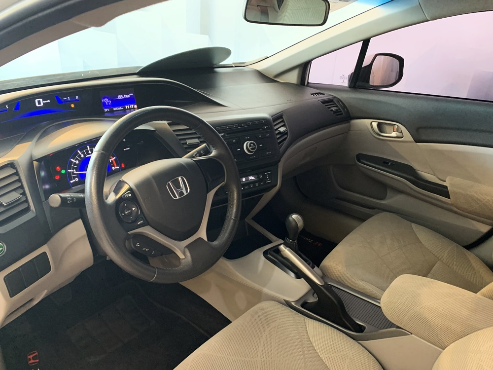 Comprar seminovo Honda Civic Sedan LXS 1.8/1.8 Flex 16V Mec. 4p no Certificados Zensul