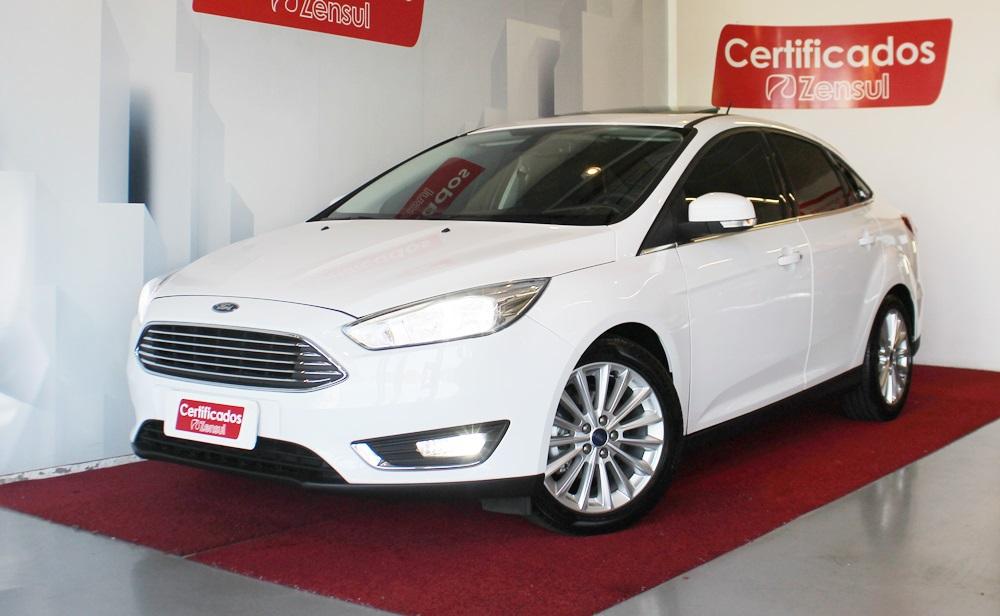 Comprar seminovo Ford Focus Fastback TIT./T.PLUS 2.0 Flex Aut. no Certificados Zensul