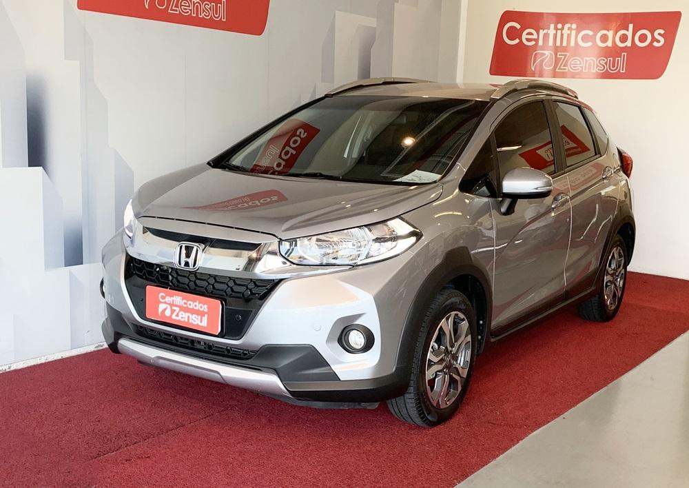 Comprar seminovo Honda WR-V EXL 1.5 Flexone 16V 5p Aut. no Certificados Zensul